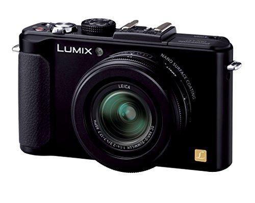 Panasonic デジタルカメラ ルミックス LX7 光学3.8倍 ブラック DMC-LX7-K