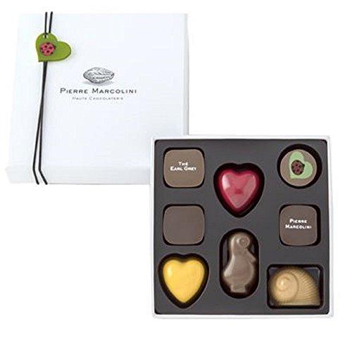 ピエールマルコリーニ チョコレートはバレンタインで人気