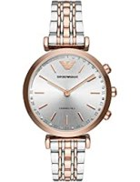 [エンポリオ アルマーニ]EMPORIO ARMANI 腕時計 GIANNI T-BAR ハイブリッドスマートウォッチ ART3019 レディース 【正規輸入品】