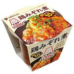 ミツカン CUPCOOK(カップクック) 鶏みぞれ煮 160g×8個入