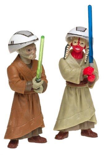 Star Wars 84970 Ashla & Jempa Jedi Padawans Action Figure - Attack of the Clones by Star Wars [並行輸入品]