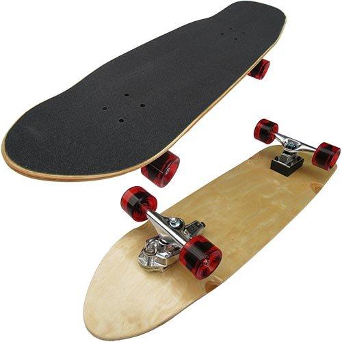 [eSPORTS限定モデル] オリジナル サーフ スケートボード コンプリート グラビティー 33インチ e-original33TH3