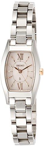 高い品質で女性に人気のセイコーの腕時計
