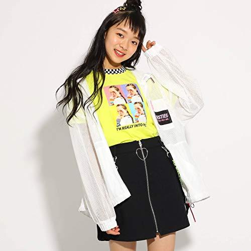 ピンク ラテは小学生の女の子に人気のブランド服