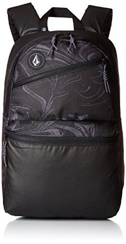 [ボルコム] VOLCOM 定番 デイパック 18.5L【 Academy Backpack 】 D6531504 NBK (NBK_ブラック)