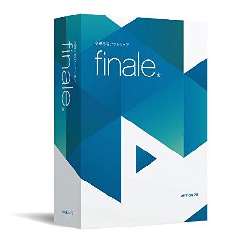 MakeMusic メイクミュージック 楽譜作成ソフト フィナーレ Finale 26