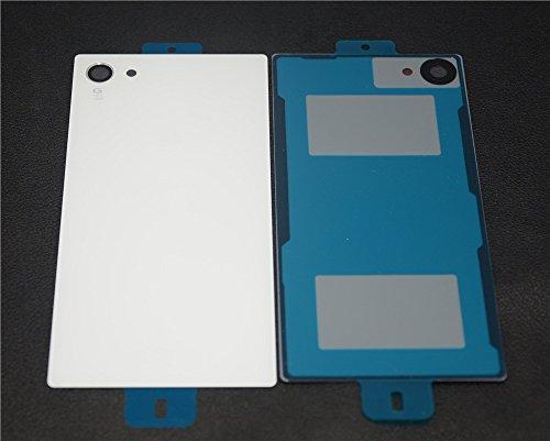 ixuan Sony Xperia Z5 Compact Z5 mini E5823 E5803 4.6インチ 交換 バック背面ガラスカバーバッテリードアハウジングカバー 修理交換用パーツ