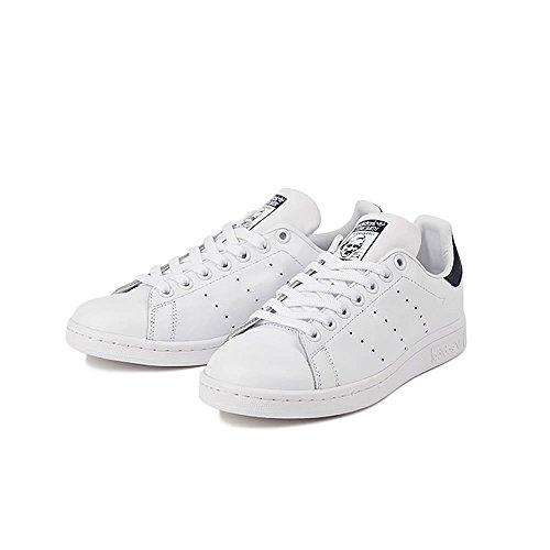 (アディダス) adidas STAN SMITH スタンスミス M20324 M20325 M20327 ホワイト/ネイビー 26.5cm