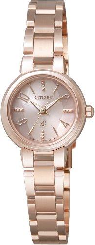 シチズンの腕時計は女性に人気のブランド
