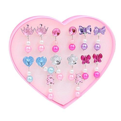 WINOMOのイヤリングは4歳の女の子に人気のギフト