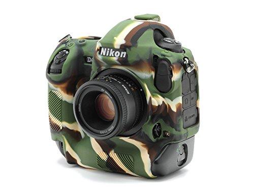 DISCOVERED イージーカバー Nikon D4 & D4S  カメラカバー 液晶保護フィルム&スクリーンプロテクター付 (カモフラージュ)