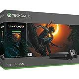 Xbox One X シャドウ オブ ザ トゥームレイダー 同梱版 (CYV-00111)