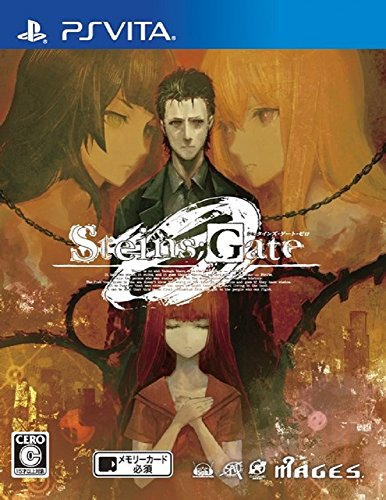STEINS;GATE 0 - PS Vita