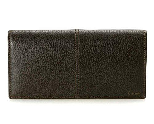 Cartierの財布は女性だけでなく男性に人気