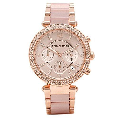 マイケルコースの腕時計を彼女にプレゼント