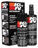 K&N メンテナンスキット [ウォッシャー & エアゾールオイル セット] 99-5000 [HTRC2.1]
