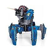 SPACE WARRIOR スペースウォリアー 対戦型 おもちゃ ロボット ラジコン 戦車 日本語説明書付 (ブルー1体)