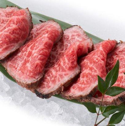 【肉のひぐち】飛騨牛ローストビーフ250g位(2~4人前)