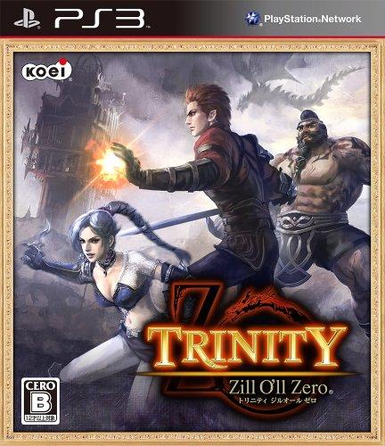 トリニティ ジルオール ゼロ(通常版) - PS3