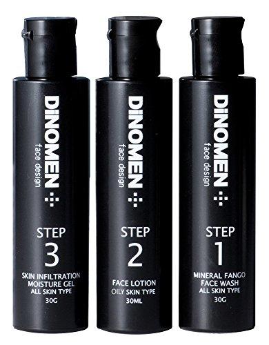 男性化粧品で人気急上昇中のDiNOMENをプレゼント
