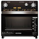 アイリスオーヤマ ノンフライ熱風オーブン ブラックIRIS OHYAMA ノンフライ熱風オーブン FVX-D3A-B