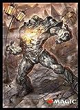 マジック:ザ・ギャザリング プレイヤーズカードスリーブ 『灯争大戦』 《大いなる創造者、カーン》 (MTGS-082)