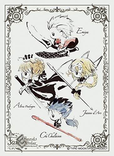 キャラクタースリーブ Fate/Grand OrderDesign produced by Sanrio [Alter](A)(EN-860)