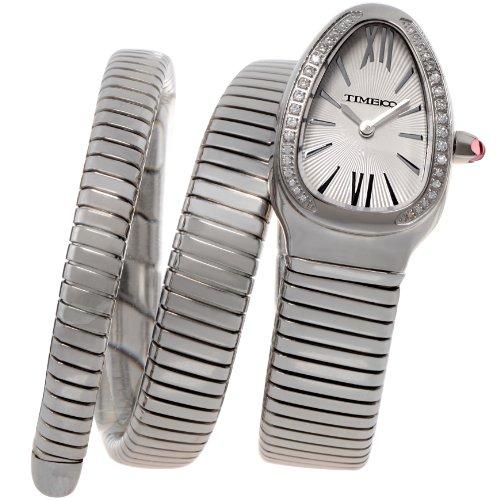 個性的なTime100のレディース腕時計