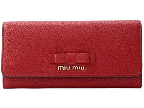 (ミュウミュウ) は女性に人気の高いブランド財布