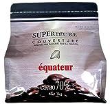 大東カカオ スペリオール エクアトゥール 1kg (カカオ分70%)