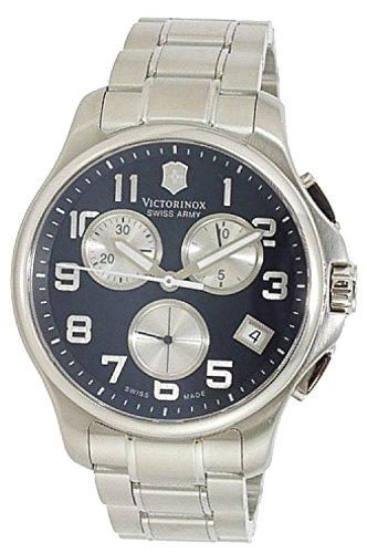 [ビクトリノックス] VICTORINOX 腕時計 クロノグラフ 241455 メンズ [並行輸入品]