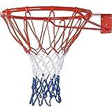 Kaiser(カイザー) バスケット ゴール セット KW-649 リング内径42cm 壁設置 自作ボード レジャー ファミリースポーツ
