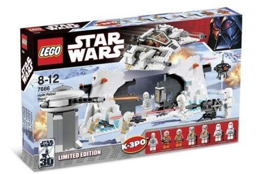 レゴ LEGO スターウォーズ 7666 ホス・レベルベース【並行輸入品】