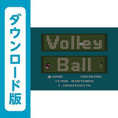 バレーボール [WiiUで遊べるファミリーコンピュータソフト][オンラインコード]