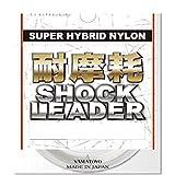 ヤマトヨテグス(YAMATOYO) リーダー 耐摩耗 ショックリーダー ナイロン 30m 2号 8lb クリア