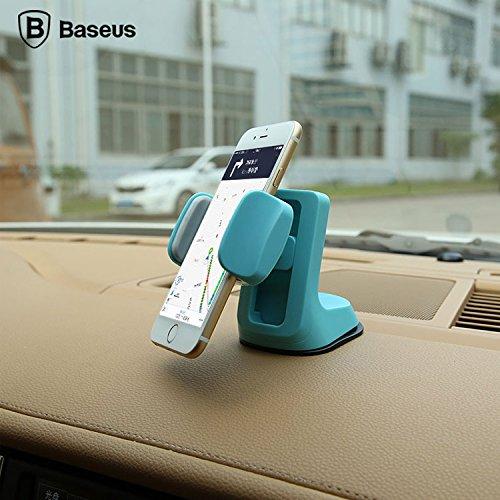 iPhone 車載ホルダー スマホアームスタンド iPhone6 iPhone6 PLUS/スマートフォン/携帯電話/ケータイ/けいたい などを 車/自動車/軽自動車 に装着 GPSナビゲーション カーホルダー スマホグッズ/車載スタンド カー用品/内装パーツ STAND-M41-T50415 ブルー