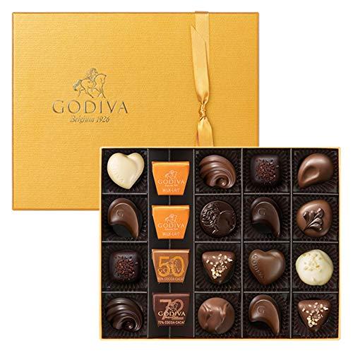 ゴディバはもらって嬉しいプレゼント