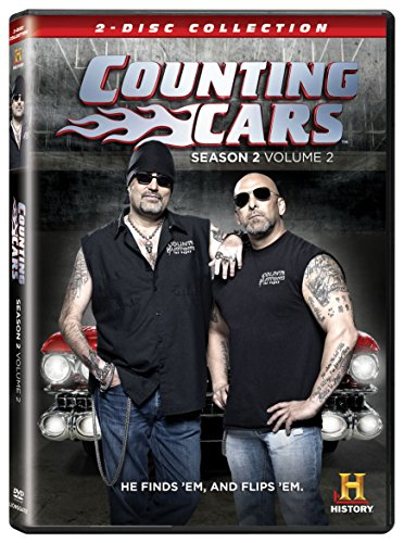 Counting Cars: Season 2 Vol. 2 [DVD] [Import]