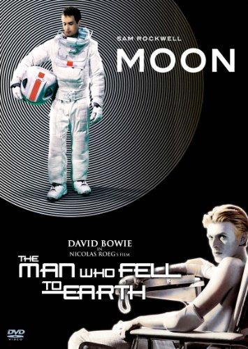 『月に囚われた男』『地球に落ちて来た男』DVD-BOX