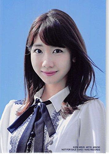 【柏木由紀】 公式生写真 AKB48 願いごとの持ち腐れ 通常盤封入特典 選抜Ver.