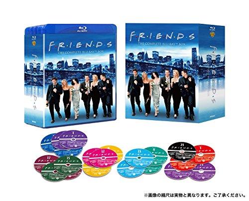 フレンズ ブルーレイ全巻セット(21枚組) [Blu-ray]