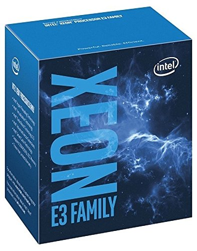 Intel CPU Xeon E3-1245v5 3.50-3.90GHz 8MB HD Graphics P530 LGA1151 SKYLAKE BX80662E31245V5 BOX