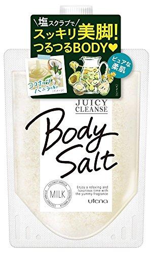 JUICY CLEANSE(ジューシィクレンズ) ボディソルト ミルク 300g