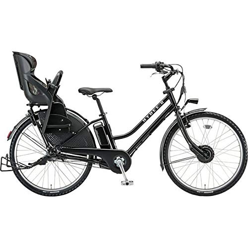 ブリヂストン 電動自転車 ハイディツー HY6B49 T.Xクロツヤケシ T.Xクロツヤケシ