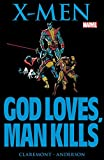 Marvel Graphic Novel #5: X-Men: God Loves, Man Kills (Marvel Graphic Novel (1982)) (English Edition)