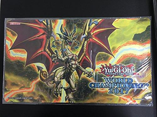 遊戯王 世界大会 WORLD CHAMPIONSHIP 2017 SANCTITY OF DRAGON 公式プレイマット