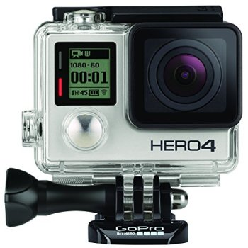 【国内正規品】 GoPro ウェアラブルカメラ HERO4 シルバーエディション アドベンチャー CHDHY-401-JP