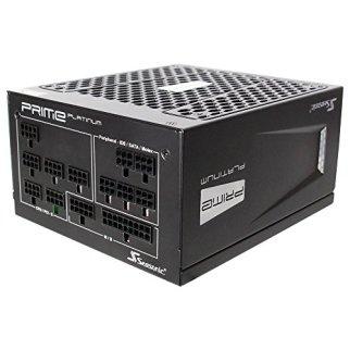 オウルテック 12年間新品交換保証 80PLUS PLATINUM取得 ATX 電源 ユニット フルモジュラー Skylake対応 Seasonic PRIMEシリーズ 1000W