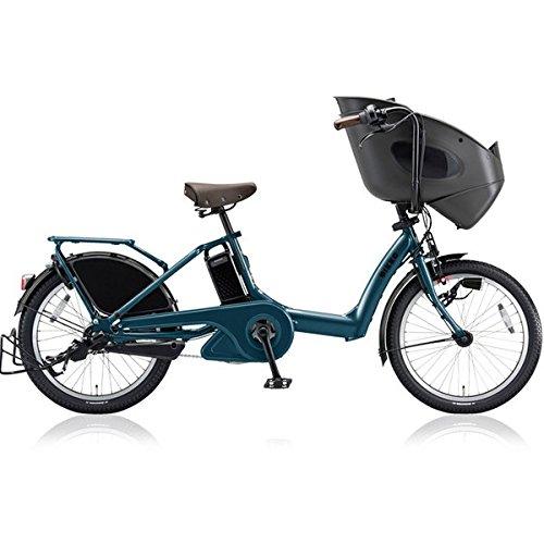 BRIDGESTONE(ブリヂストン) 18年モデル ビッケ ポーラーe カラー:T.レトロブルー BP0D38-BL 20インチ 電動アシスト自転車 専用充電器付