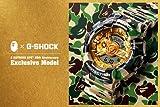 国内正規品 A BATHING APE G-SHOCK GA-110 BAPE XXV 25TH ANNIVERSARY EXCLUSIVE MODEL CAMO GREEN ベイプ エイプ 25周年